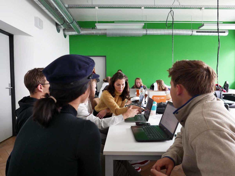 4YOU Praxisprojekt Brand Academy Vorbereitungsphase